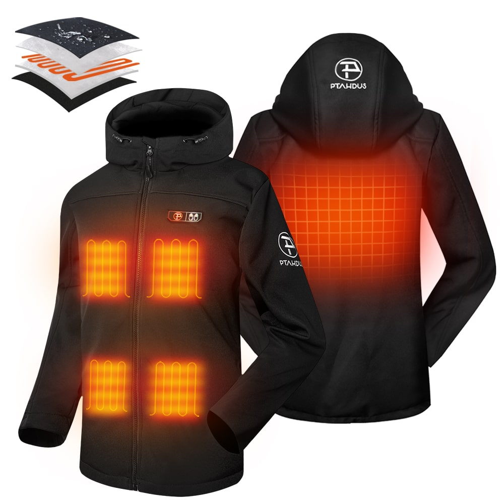 Womens Heated Clothing >> Ptahdus Gear Battery Powered Heated Jackets