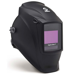 Miller Digital Elite Black Welding Helmet with ClearLight Lens