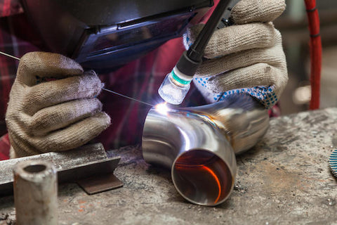 TIG welding is the preferred welding method by many welding professionals in the piping and pressure vessel industry.