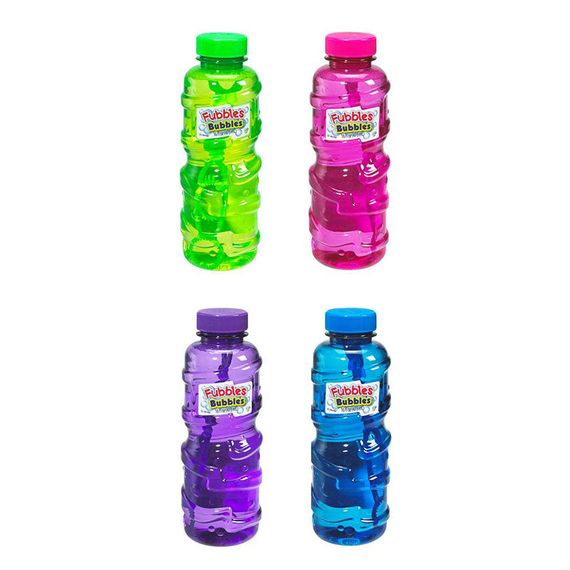 Fubbles 16 OZ Bubble Solution - Xoppal.com