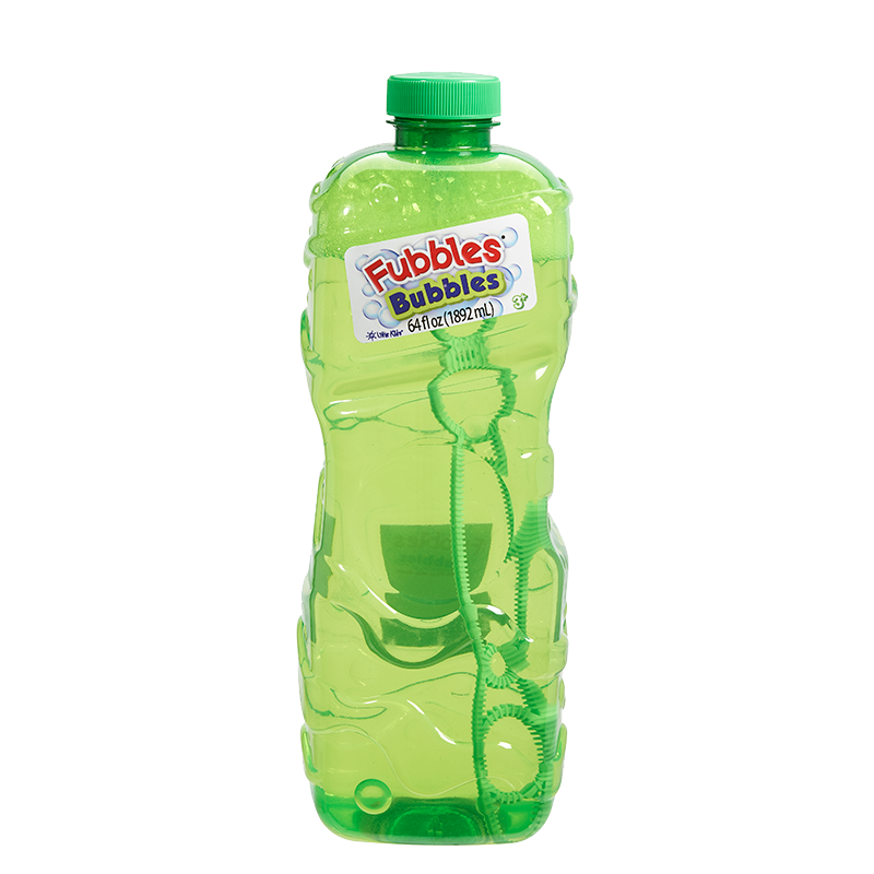 Fubbles 64 Oz Bubble Solution - Xoppal.com