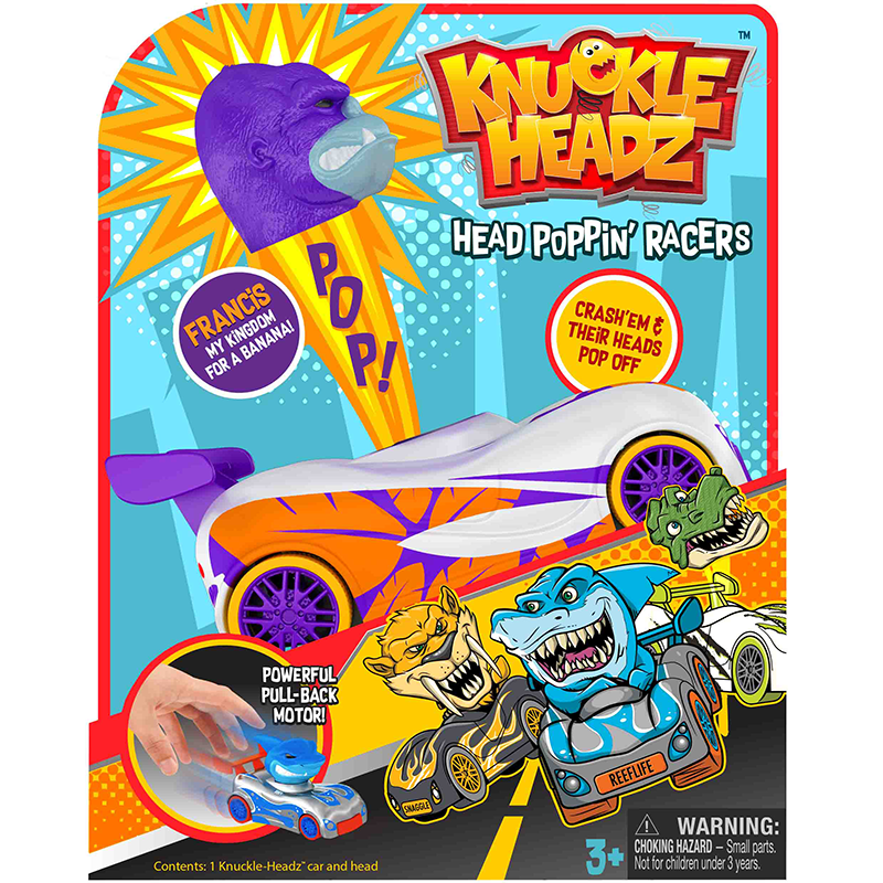 Knuckle Headz Fang - Xoppal.com