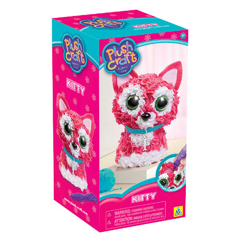 Almohada Plush Craft Gatito The Orb Factory - Xoppal.com