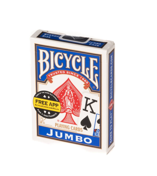 Baraja Bicycle Jumbo - Xoppal.com