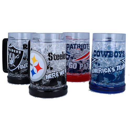 NFL- Freezer Mug 2019 450ml Steelers - Xoppal.com