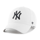 Gorra New York Yankees White 47 MVP Wool - Xoppal.com