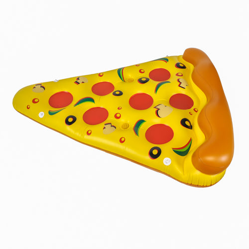 Pizza Inflable para Alberca - Xoppal.com
