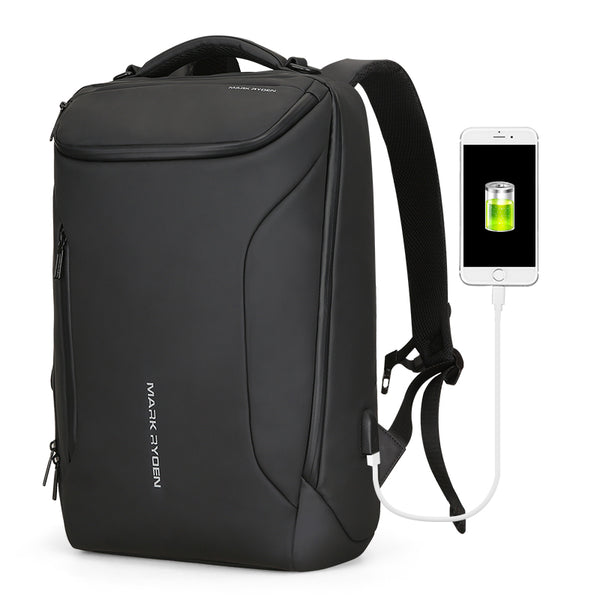 Mochila Escolar Mark Ryden Antirrobo Usb Laptop Universidad - Xoppal.com