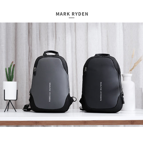 Mochila Mark Ryden Impermeable Antirrobo Usb iPad 9,7 Uni. Mr7056 - Xoppal.com