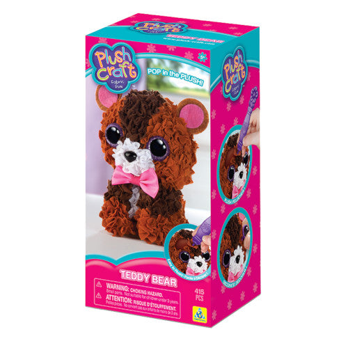 Peluche 3D Plush Craft - Xoppal.com