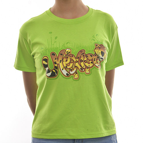 Playera Jaguar You Talla Infantil - Xoppal.com
