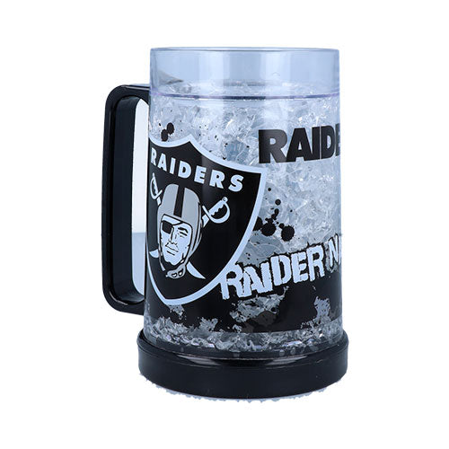 NFL- Freezer Mug 2019 450ml Raiders - Xoppal.com