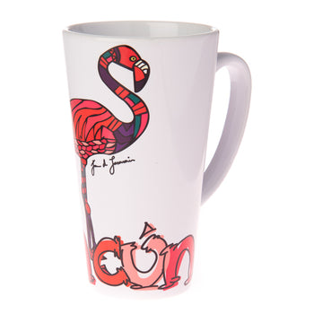 Taza de Flamingo Cancún