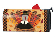 Pilgrim Turkey Mailbox Cover