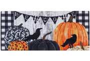 Pumpkins & Crows Sassafras Mat