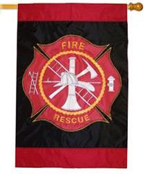 Fire & Rescue House Flag