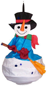 Snowman Wind Friend