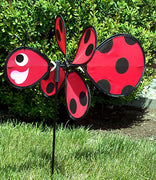 Ladybug Baby Wing-Spinner