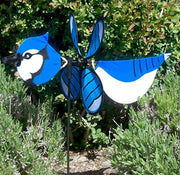 Blue Jay Baby Wing-Spinner
