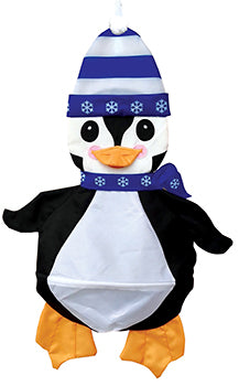 Winter Penguin Wind Friend