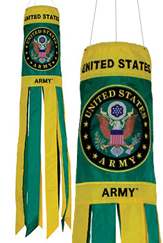Army Emblem Windsock