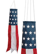 "33"" Stars & Stripes Windsock"