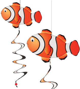 Clown Fish Twister