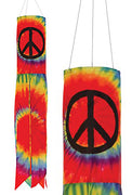 Tie Dye Peace Sign 30