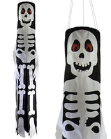 "Big Bones Skeleton 60"" Windsock"