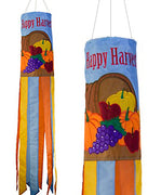 Happy Harvest Windsock
