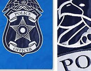 Police Department House Flag