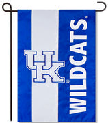 University of Kentucky Applique Garden Flag