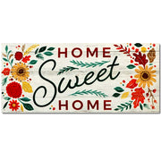 Home Sweet Home Autumn Sassafras Mat