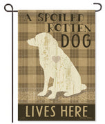 Dog Love Garden Flag