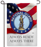 National Guard Garden Flag
