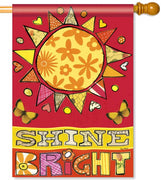 Sunshine House Flag