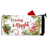 Winterberry Mailbox Cover
