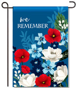 We Remember Garden Flag