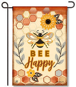 Honey & Hive Garden Flag