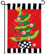 Whimsy Tree Garden Flag