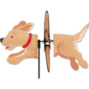 Golden Retriever Petite Spinner