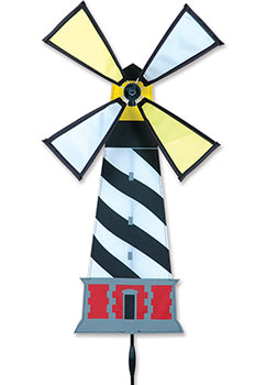Hatteras Lighthouse Petite Spinner