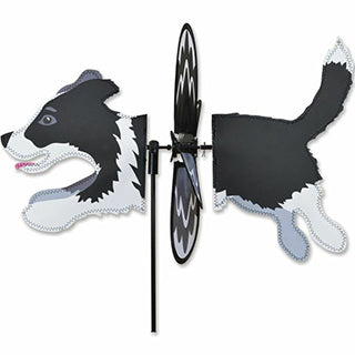 Border Collie Petite Spinner