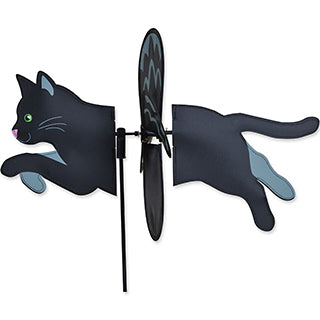 Black Cat Petite Spinner