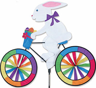 "30"" Bunny Bicycle Spinner"