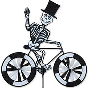 "30"" Skeleton Bicycle Spinner"