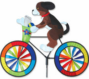 "30"" Puppy Bicycle Spinner"