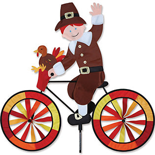 "30"" Pilgrim Bicycle Spinner"