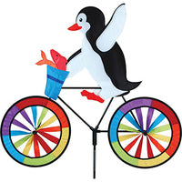 "30"" Penguin Bicycle Spinner"