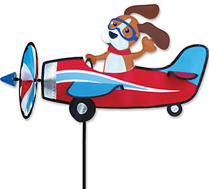 Puppy Pilot Pal Spinner
